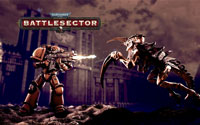 Free Warhammer 40000: Battlesector Wallpaper