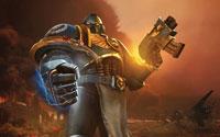Free Warhammer 40000: Space Marine Wallpaper