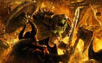 Free Warhammer: Mark of Chaos Wallpaper
