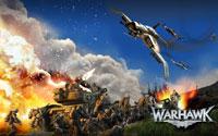 Free Warhawk Wallpaper