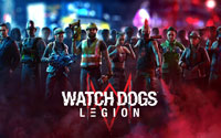 Free Watch Dogs Legion Wallpaper