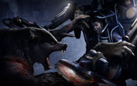 Free Werewolf: The Apocalypse - Earthblood Wallpaper