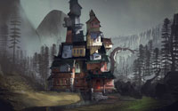 Free What Remains of Edith Finch Wallpaper