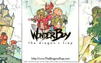 Free Wonder Boy: The Dragon's Trap Wallpaper