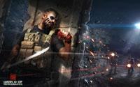 Free World of Mercenaries Wallpaper
