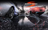 Free World of Speed Wallpaper