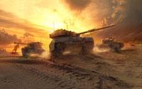 Free World of Tanks Wallpaper