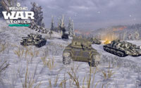 Free World of Tanks Wallpaper