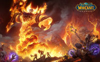 Free World of Warcraft Wallpaper