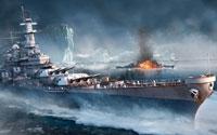 Free World of Warships Wallpaper