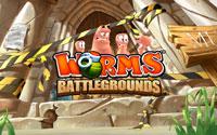 Free Worms Battlegrounds Wallpaper