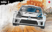 Free WRC 3: FIA World Rally Championship Wallpaper