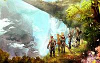 Free Xenoblade Chronicles Wallpaper