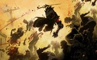 Free Yaiba Ninja Gaiden Z Wallpaper