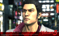 Free Yakuza 3 Wallpaper