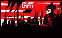 Free You Are Empty Wallpaper