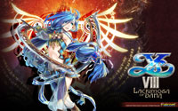 Free Ys VIII: Lacrimosa of Dana Wallpaper