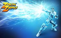 Free Zack Zero Wallpaper