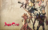 Free Zeno Clash Wallpaper