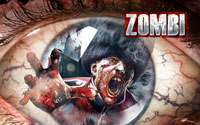 Free Zombi Wallpaper