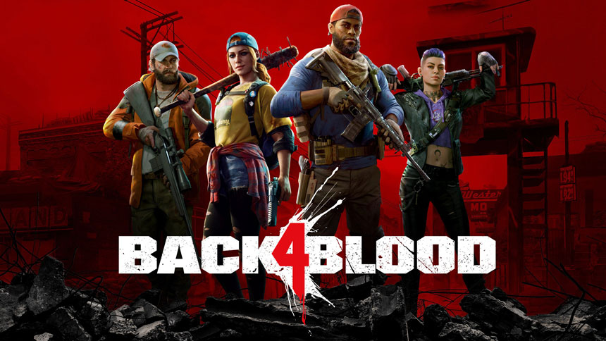 Free Back 4 Blood Wallpapers