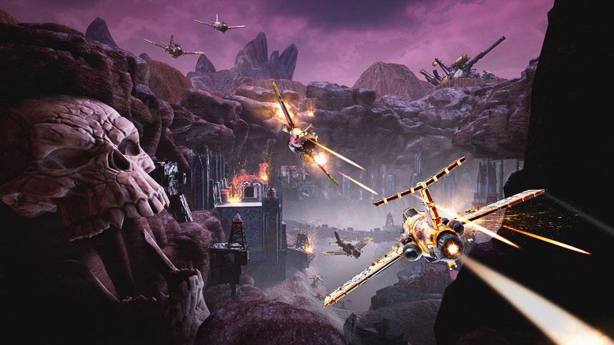 Free Warhammer 40000: Dakka Squadron Wallpapers