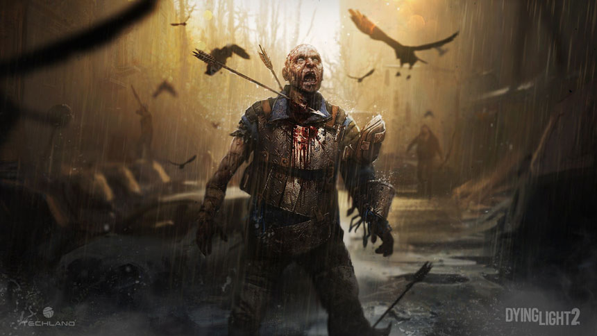 Free Dying Light 2 Wallpapers