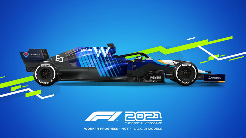 Free F1 2021 Wallpapers