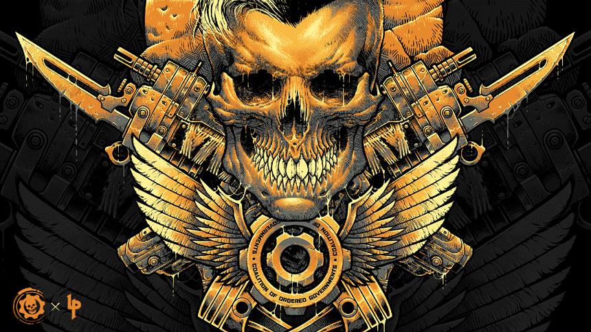 Gears Tactics Wallpapers