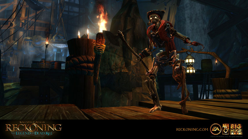 Free Kingdoms of Amalur: Reckoning Wallpapers
