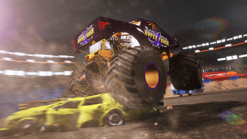 Free Monster Truck Championship Wallpapers