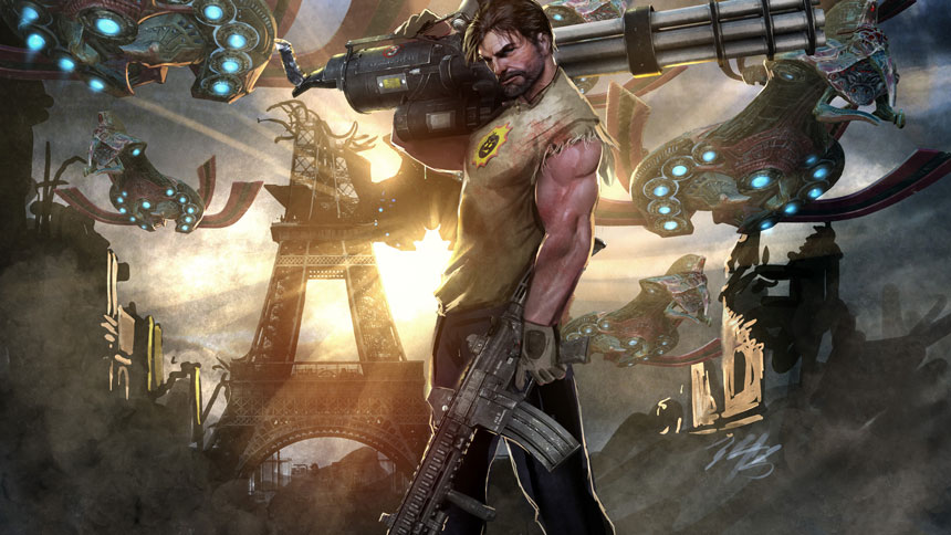 Free Serious Sam 4: Planet Badass Wallpapers