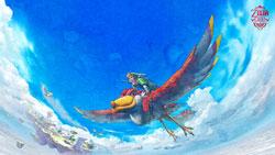 Free The Legend of Zelda: Skyward Sword Wallpapers