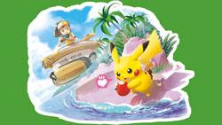 Free New Pokémon Snap Wallpapers