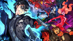 Free Persona 5 Strikers Wallpapers