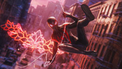 Free Spider-Man: Miles Morales Wallpapers