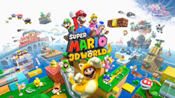 Free Super Mario 3D World Wallpapers