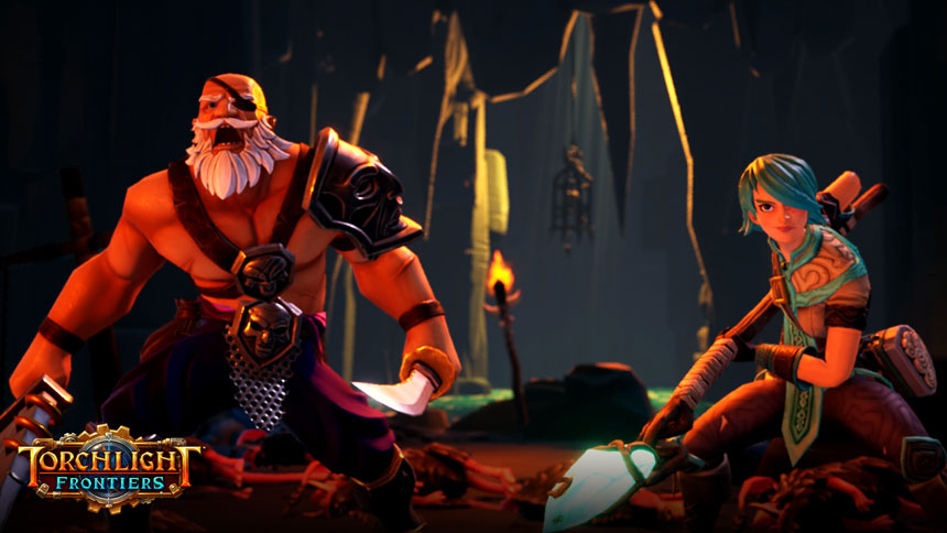 Torchlight III Wallpapers