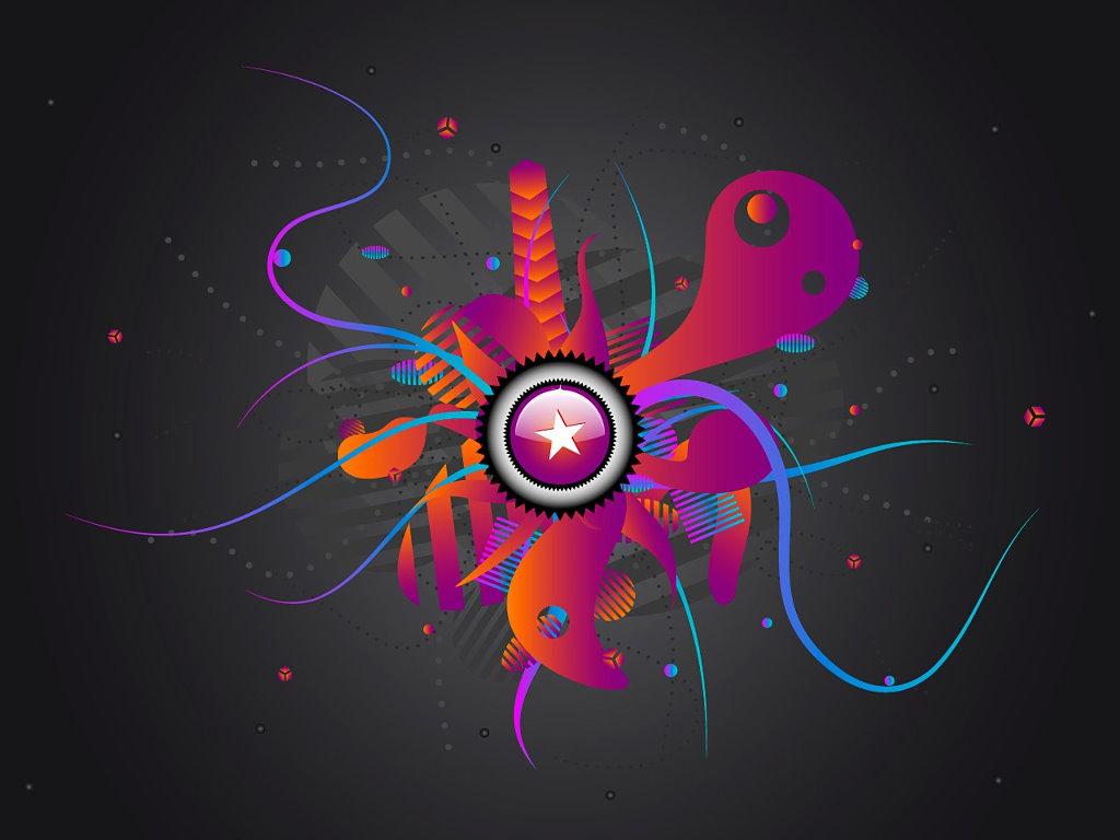 Abstract Wallpaper: Abstract Vector