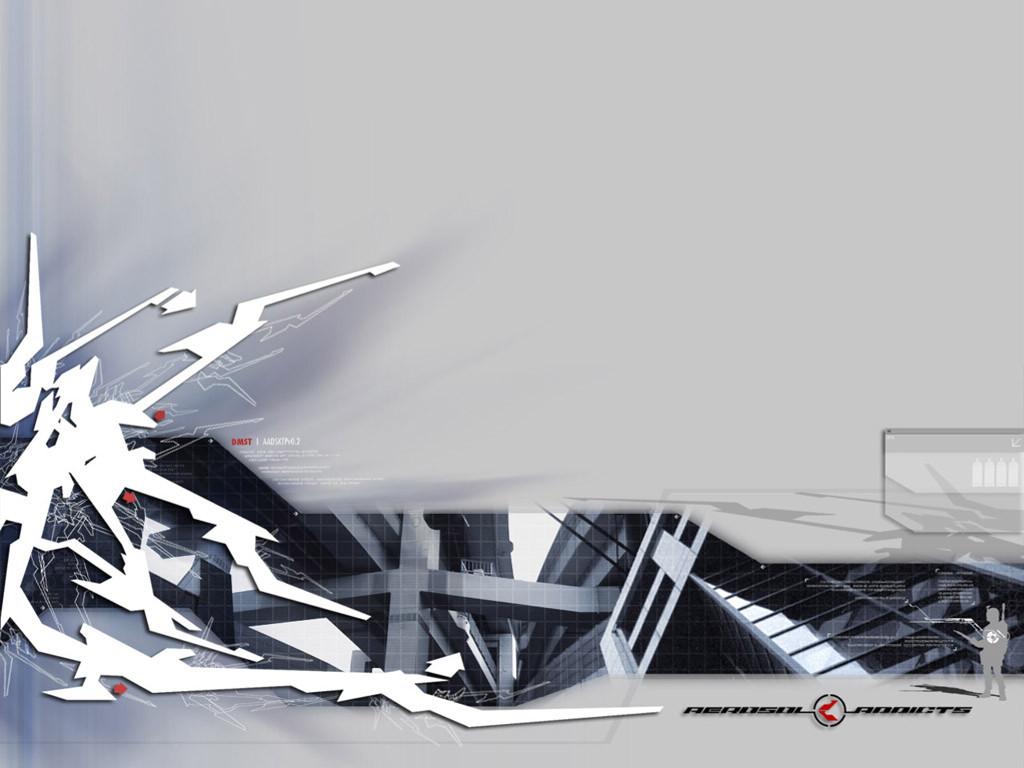 Abstract Wallpaper: Aerosol Addicts