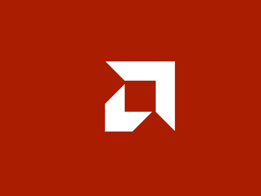 Abstract Wallpaper: AMD