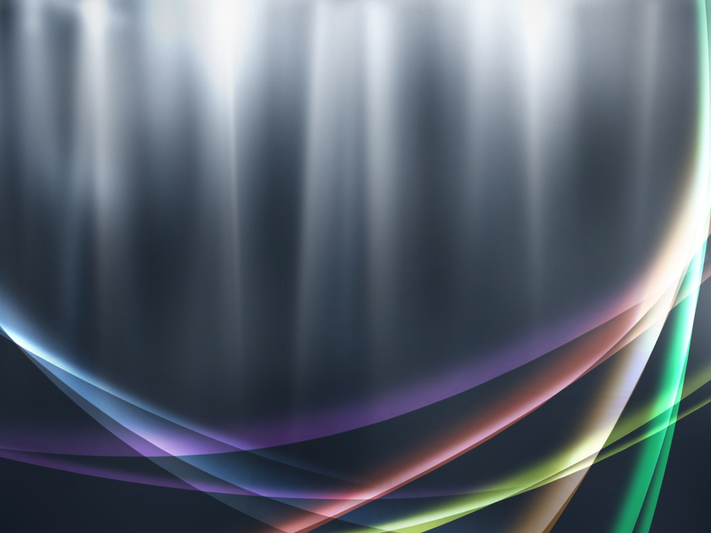 Abstract Wallpaper: Aurora Pride