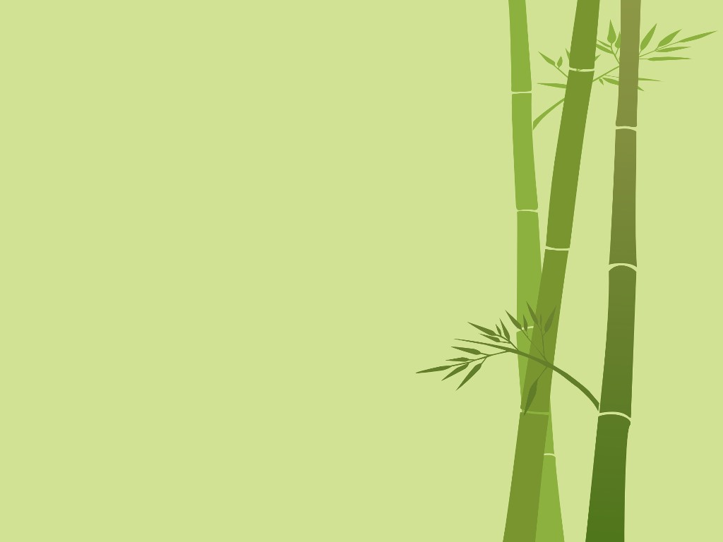 Abstract Wallpaper: Bamboo