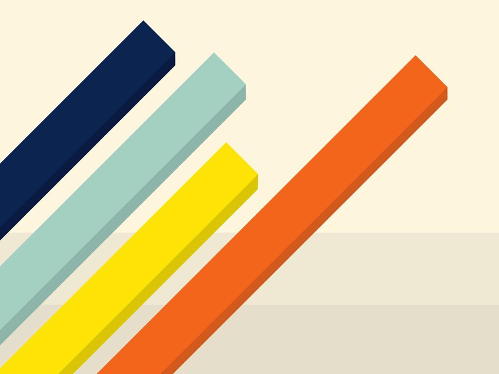 Abstract Wallpaper: Bars
