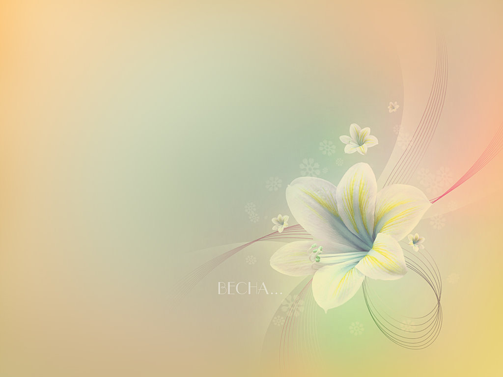 Abstract Wallpaper: Becha