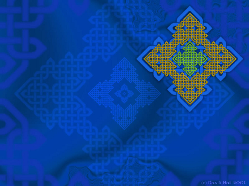 Abstract Wallpaper: Celtic