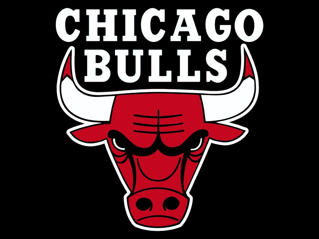 Abstract Wallpaper: Chicago Bulls