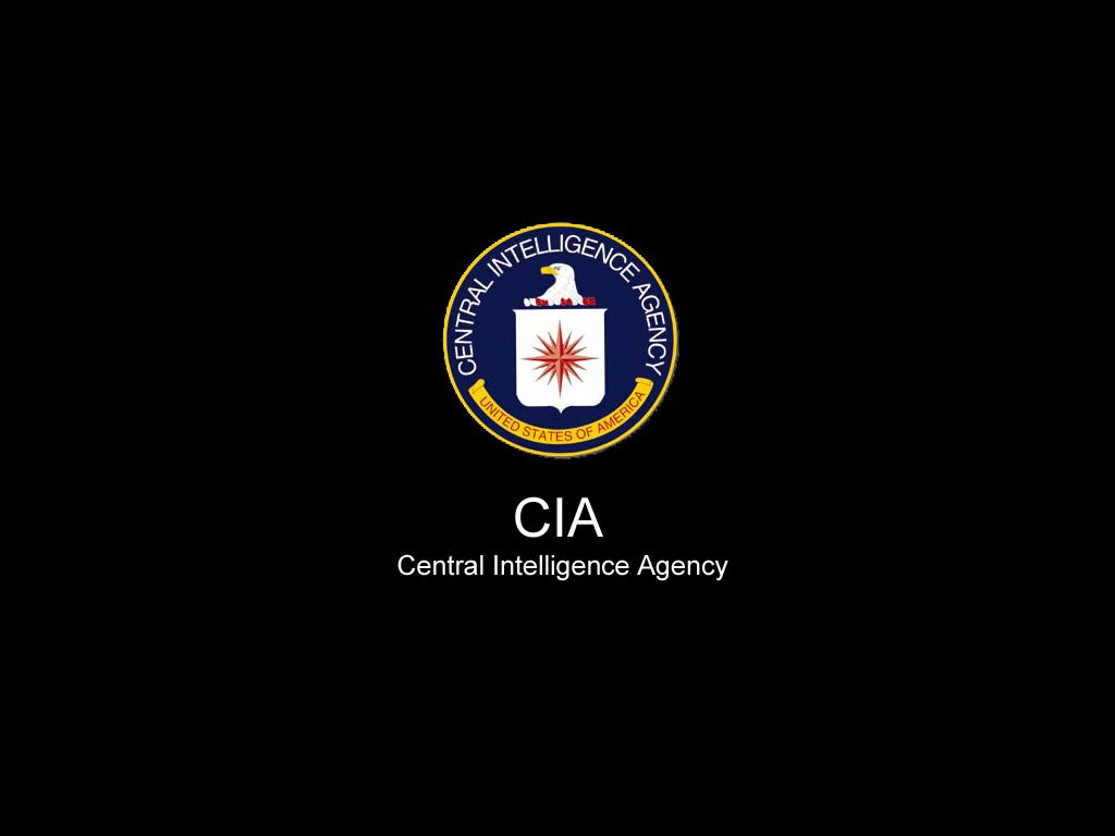 Abstract Wallpaper: CIA - HQ