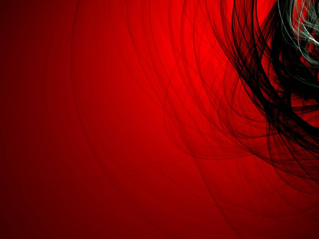 Abstract Wallpaper: Dark Strings on Red Plane