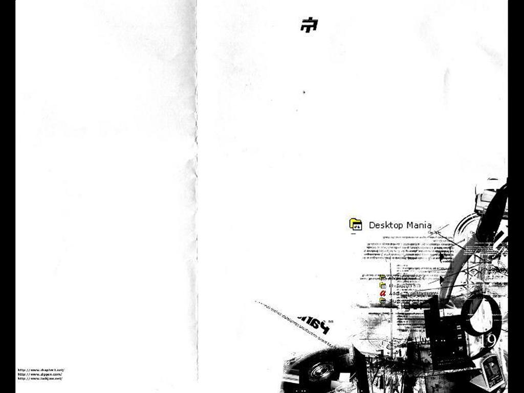 Abstract Wallpaper: desktopmaniac